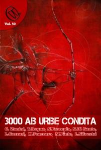 copertina 3000 ab Urbe condita - Caterina Metti