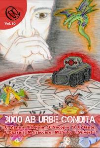 copertina 3000 ab Urbe condita - Chiara Cattalani