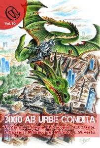 copertina 3000 ab Urbe condita - Giorgio-Bonacorsi