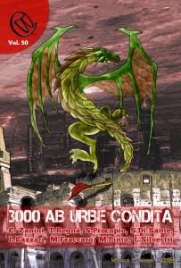copertina 3000 ab Urbe condita - Michele Scarpone